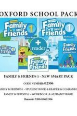 Family and Friends 1 New Smart Pack - 02306