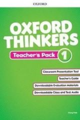 Oxford Thinkers 1 Teacher's Pack