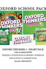 Oxford Thinkers 1 Smart Pack - 02382