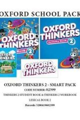 Oxford Thinkers 2 Smart Pack - 02399