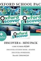 Oxford Discover 6 Pack MINI - 02269