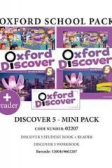 Oxford Discover 5 Pack MINI - 02207