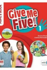 Give Me Five 1 Pupil's book