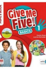 Give Me Five 1 BASICS Pupil's book