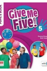 Give Me Five 5 Pupil's book
