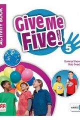 Give Me Five 5 Activity book