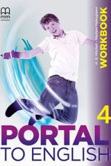 Portal to English 4 Workbook + CD