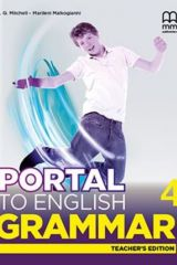 Portal to English 4 Grammar Book (Teacher's edition)