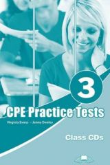 CPE Practice Tests 3 Class Audio CDs (set of 6)