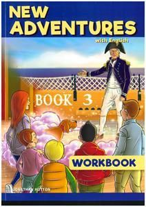 New Adventures with English 3 Workbook