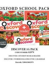 Oxford Discover 2 Pack EFL - 02597