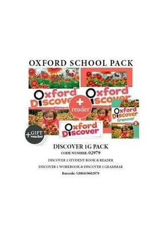 DISCOVER 1 G PACK