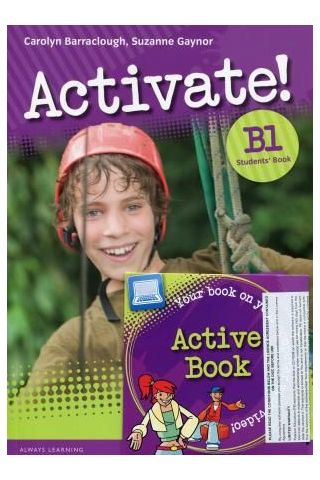 Activate B1 - Students' Book with Active Book