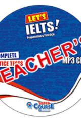 Let's IELTS Preparation and Practice 10 Complete Practice Tests MP3 CD