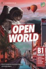 Open World Preliminary Student's Book with Online Workbook