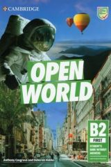 Open World First B2 Student's Book with Online Practice