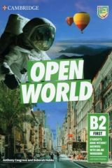 Open World First B2 Student's Book with Online Workbook