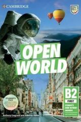 Open World First B2 Student's Book Pack
