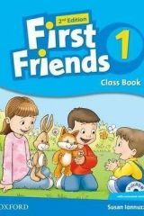 First Friends 1 Student's book (+CD) 2nd Edition