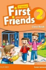 First Friends 2 Student's book (+CD) 2nd Edition