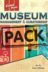 Career Paths Museum Management & Curatorship Student's Book (with Digibooks App)