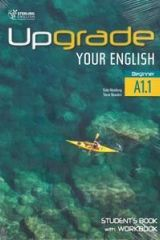 Upgrade your English A1 Band 1 Student's book + Workbook
