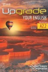 Upgrade your English A2.2 Student's book + Workbook