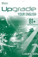 Upgrade your English B1+ Companion