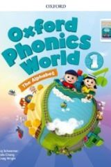 Oxford Phonics World Refresh 1 Student's book