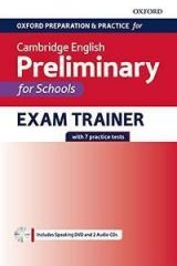 Oxford Preparation B1 PET for Schools Student's book