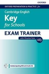 Cambridge English KEY for Schools Exam Trainer A2 with key