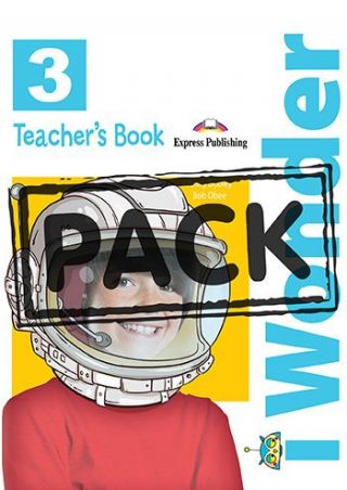 iWonder 3 Teacher's Book (interleaved with Posters)