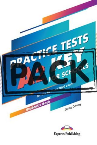 Practice Tests A2 Key for Schools Student's Book (with Digibooks App) Revised 2020 Exam