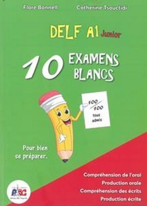 DELF A1 (+CD) Test Preparatoires