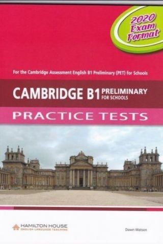 Cambridge B1 Preliminary for Schools Practice Tests