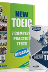 7 COMPLETE PRACTICE TESTS + 3 EXTRA TESTS NEW TOEIC