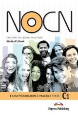NOCN C1 Exam Preparation & Practice Tests Student's book (with Digibook App.)