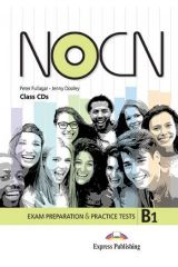 NOCN B1 Exam Preparation & Practice Tests Class CD's (set of 3)