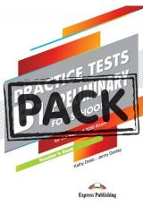 Practice Tests B1 Preliminary for Schools Revised 2020 Teacher's Book (with Digibooks App.)