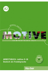 Motive A2 Arbeitsbuch (Lektion 8-16 +MP3)