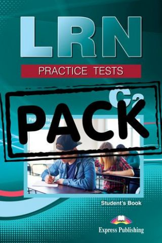 LRN Practice Tests C2 Student's Book (with Digibooks App)
