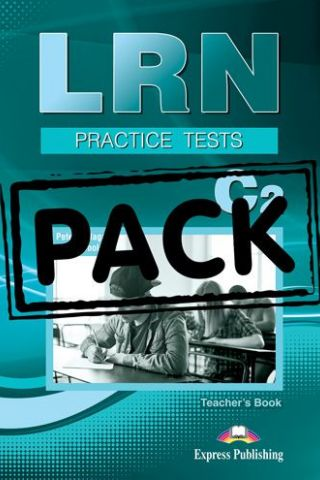 LRN Practice Tests C2 Teacher's Book (with Digibooks App)