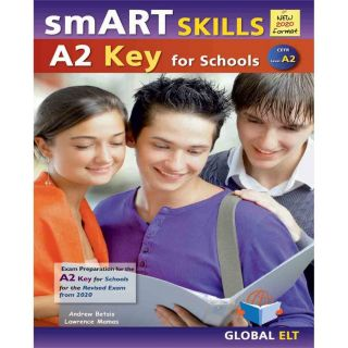 Smart Skills A2 Key for Schools 2020 Self Study edition