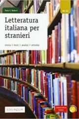 Letteratura italiana per stranieri + CD audio