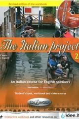 The Italian Project 2B Studente ed Esercizi (+CD +DVD)