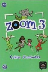 Zoom 3 Cahier d' Exercices (+CD)