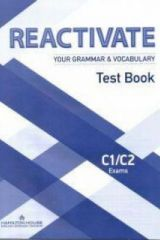 Reactivate your Grammar & Vocabulary C1-C2 Test book