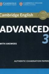 Cambridge English Advanced 3 Student's book with Answers