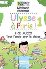Ulysse a Paris 1 Cd Audio