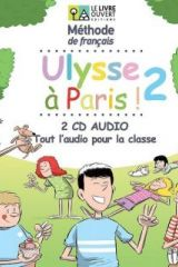 Ulysse a Paris 2 Cd Audio